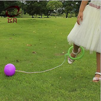 1pc Jumping Ball Outdoor Fun Toy