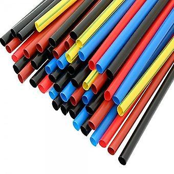 Тепла термоусадочной трубки 4,8/2,4 кабель провод длиной 1 м защиты различных цветов