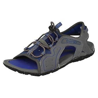 Childrens Hi-Tec Open Toe Sandalen Turtlebeach