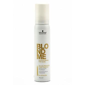 Schwarzkopf BLONDe ME Blonde verfrissende schuim behandeling 100ml