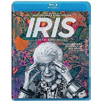 Iris [Blu-ray] USA import