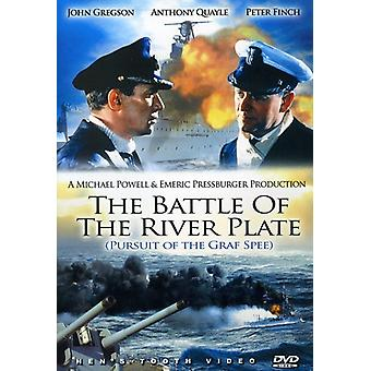 Battle of the River Plate [DVD] USA import