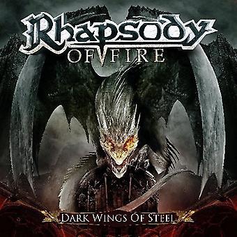 Rhapsody of Fire - Dark Wings of Steel [CD] USA import