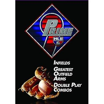 Prime 9: Infields / Greatest Outfield Arms [DVD] USA import