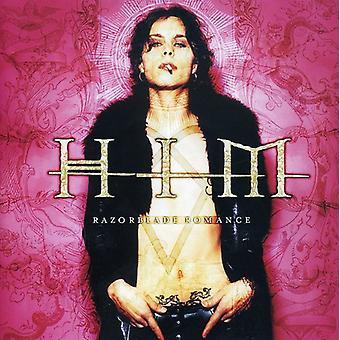 Ihn - Razorblade Romance [CD] USA importieren