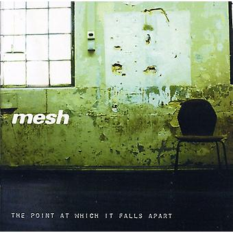 Mesh - Point at Which It Falls Apart [CD] USA import