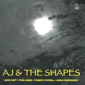 Aj & the Shapes - Aj & the Shapes [CD] USA import