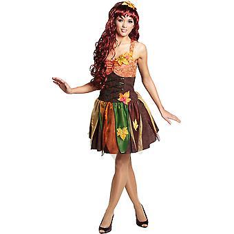 Frauen Kostüme Sexy Herbst Fee Kostüm Deluxe