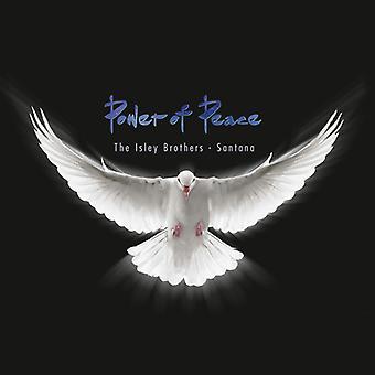 Isley Brothers / Santana - kraften i fred [Vinyl] USA import