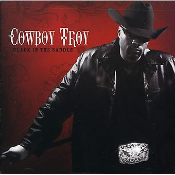 Cowboy Troy - preto na sela [CD] EUA importar