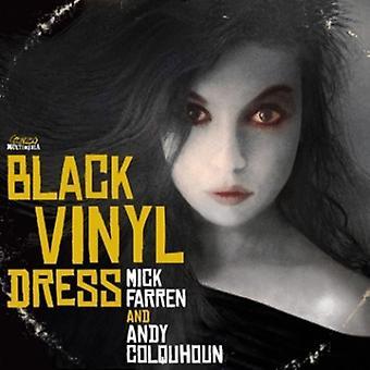 Mick Farren & Andy Colqohoun - Woman in the Black Vinyl Dress [CD] USA import