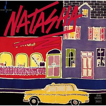 Natasha - Natasha [CD] USA import