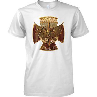 Spetsnaz russischen Spezialeinheiten Insignia Kappe Abzeichen - T-Shirt für Herren