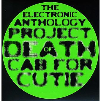 Electronic Anthology Project - Electronic Anthology Project of Death Cab for Cuti [Vinyl] USA import