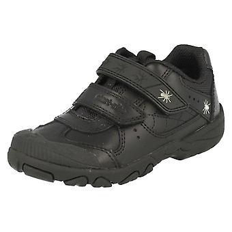Escuela de los muchachos Startrite zapatos Tarantula