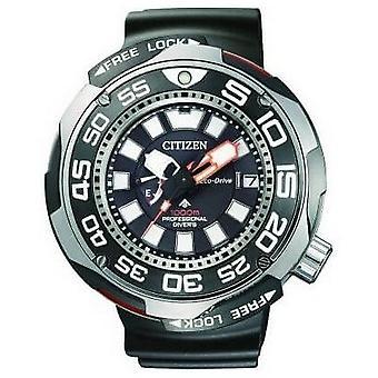 Citizen Herrenuhr Promaster Eco-Drive Professional Diver 1000m BN7020-09E