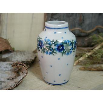 Váza, miniatúrne, tradícia 7, Bunzlauer hrnčiarstvo-BSN 6917