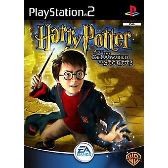 Harry Potter and the Chamber of Secrets (PS2) - Nieuwe fabriek verzegeld