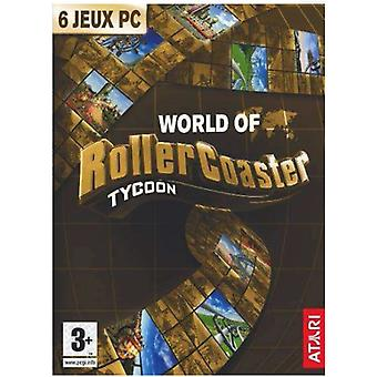 World Of Rollercoaster Tycoon (PC DVD) - Neu