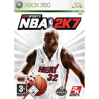 NBA 2K7 (Xbox 360) - Neu