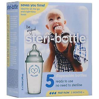 Steri-Bottle 5 Pack