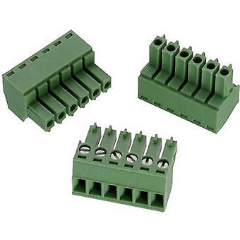 Würth Elektronik Socket kotelo - kaapeli 3611 kokonaismäärä nastat 2 yhteystiedot välistys: 3.81 mm 691361300002 1 PCs()