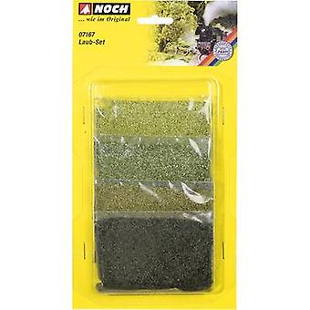 NOCH 07167 Foliage Foliage Olive, Light green, Medium green, Dark green