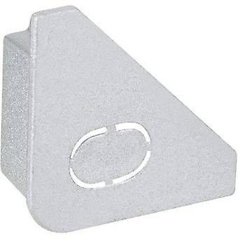 Paulmann 70266 Delta U-section rail end cap (W x H x D) 0.8 x 2 x 2 cm