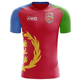 2020-2021 إريتريا مفهوم المنزل لكرة القدم قميص (أطفال)