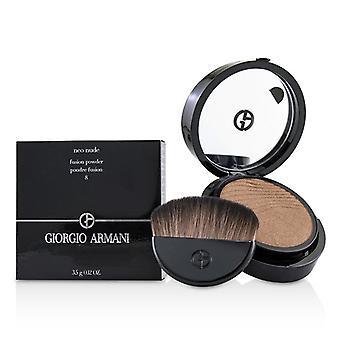 Giorgio Armani Neo Nude Fusion Powder - # 8 - 3.5g/0.12oz