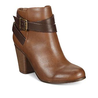 Material Girl Womens Lexia Almond Toe Ankle Fashion Boots
