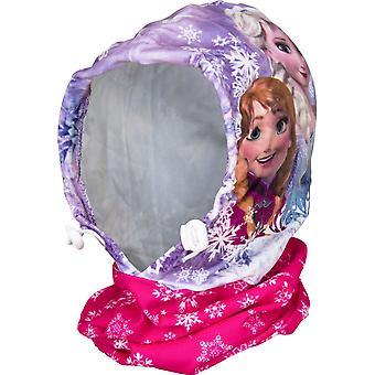 Disney gefroren Frost Elsa und Anna Mütze/Schal/Windscheiben
