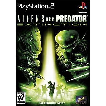 Aliens vs Predator Extinction (PS2) - Nieuwe fabriek verzegeld