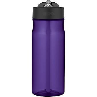 Thermos Magenta Hydration Bottle 530ml Purple with straw