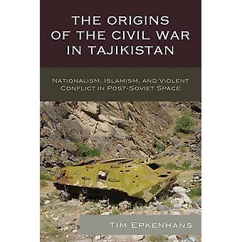Le origini della guerra civile in Tagikistan - nazionalismo - islamismo-