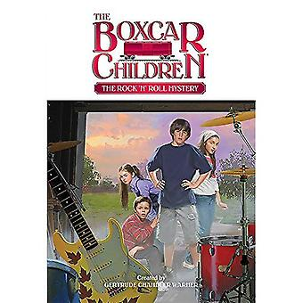 Rock 'n' Roll mysteriet (Boxcar barn)