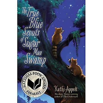 Les Scouts de True Blue de sucre homme Swamp