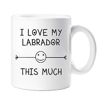 Labrador krus jeg elsker min Labrador så meget