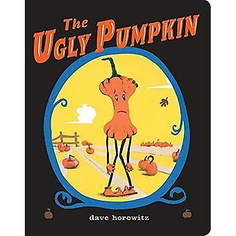 The Ugly Pumpkin [Board book]
