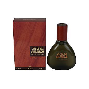 Puig Agua Brava Edc Spray 100 Ml For Men