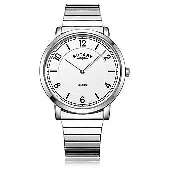 Rotary | Gents Stainless Steel Bracelet | GB02765/18 Watch
