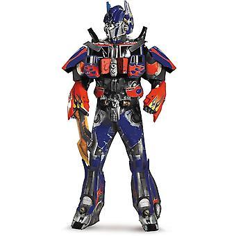 Transformers Optimus Prime Costume adulto