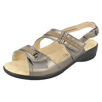 Ladies Padders Casual sandaler tålmodighet