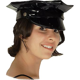 Hat Sexy Police Vinyl For Adults