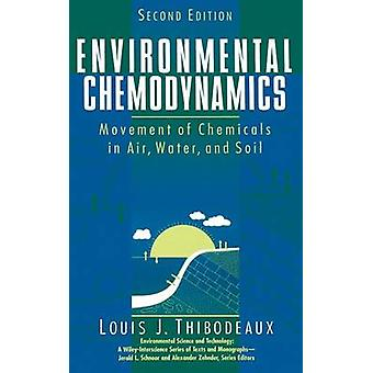 Milieu-Chemodynamiek door Thibodeaux
