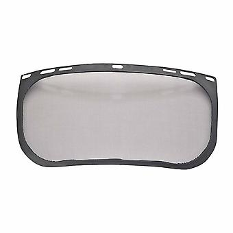 Portwest - Replacement Mesh Visor Black Regular