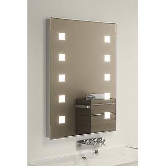 Nanban Shaver LED kúpeľňové zrkadlo s Demister Pad & senzor k209i