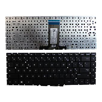 HP Home 14-bs083TU Black Windows 8 French Layout Replacement Laptop Keyboard