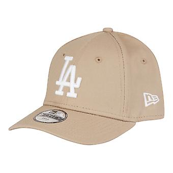 New Era 9Forty Kids Cap-Los Angeles Dodgers beige