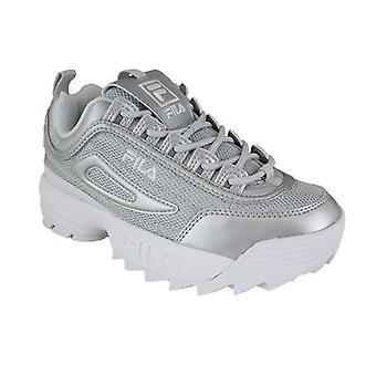 Rij casual schoenen Fila ontwrichting mm lage wmn zilver 0000149103_0